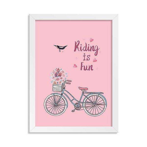 Quadrinho Bicicleta Fun 2