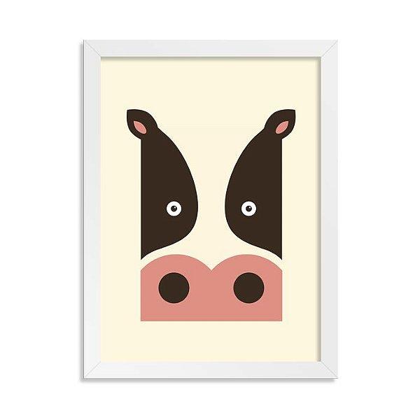 Quadro Totem Vaca