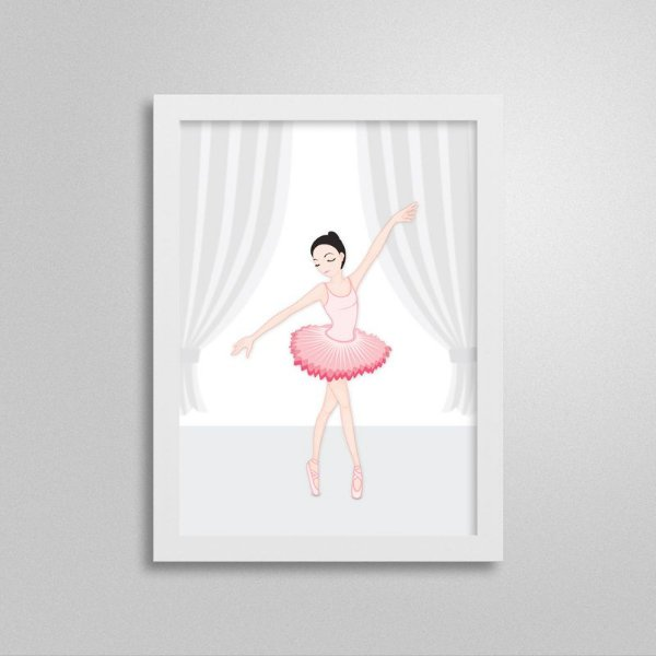 Quadro Dançarina 1