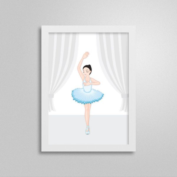 Quadro Dançarina 2