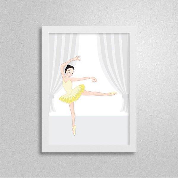 Quadro Dançarina 3