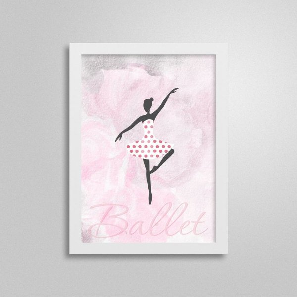 Quadrinho Ballet 1