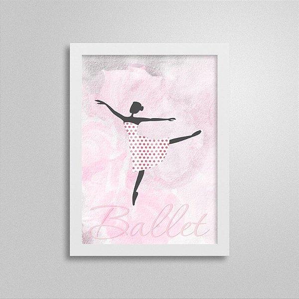 Quadrinho Ballet 2