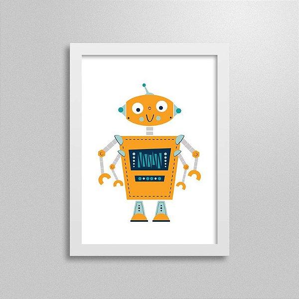 Quadro Robô Deltabot