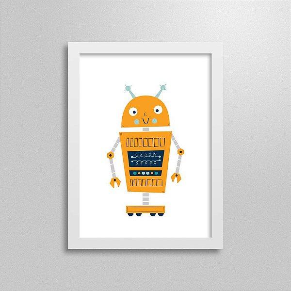 Quadro Robô Frankbot
