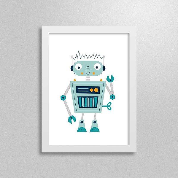 Quadro Robô Jetbot