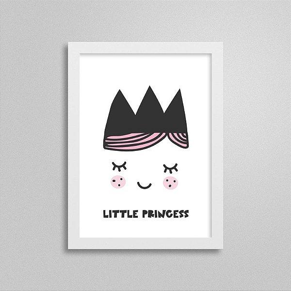 Quadrinho Escandinavo Little Princess