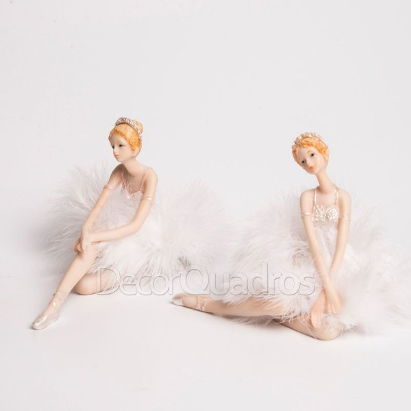 Kit Miniaturas Bailarinas