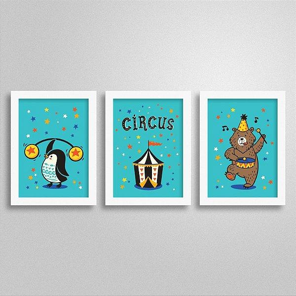 Kit Quadro Circo - 1