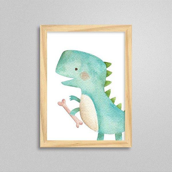 Quadro Dinossauro M2