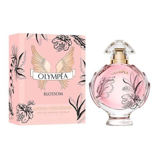 Perfume Paco Rabanne Olympea Blossom Feminino EDP 080ml