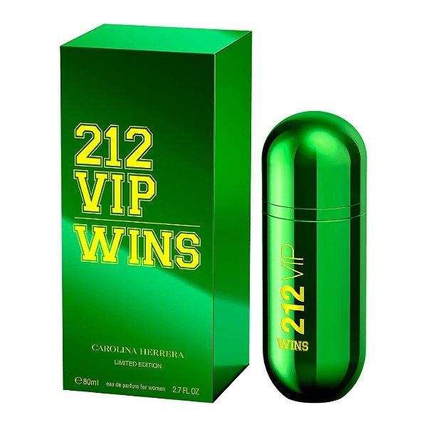 Perfume Carolina Herrera 212 Vip Wins Feminino EDP 080ml