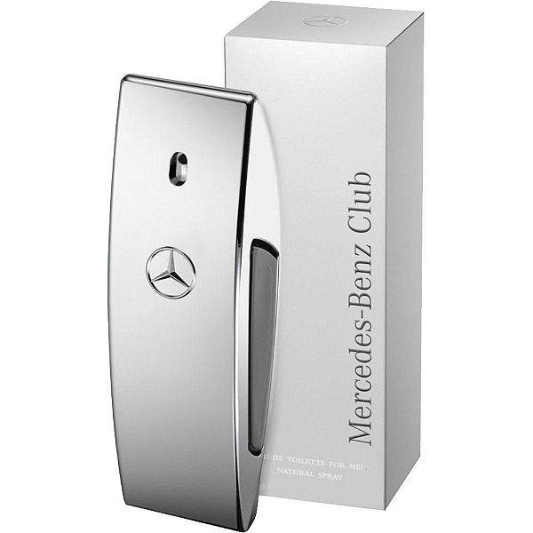 TESTER Perfume Mercedes Benz Club for Men Masc EDT 100ML