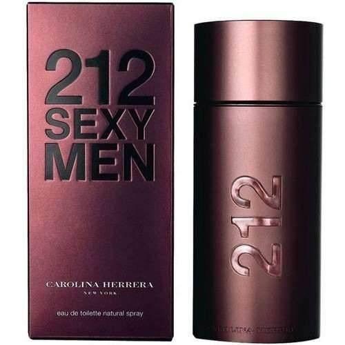 Perfume Carolina Herrera 212 Sexy Masculino EDT 100ml