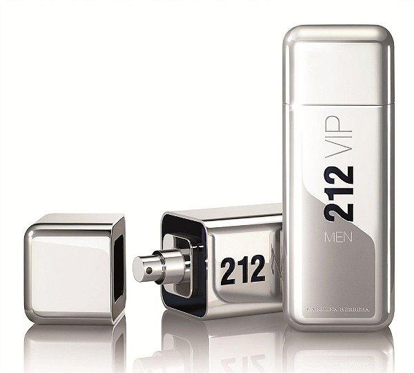 Perfume Carolina Herrera 212 Vip Masculino EDT 100ml