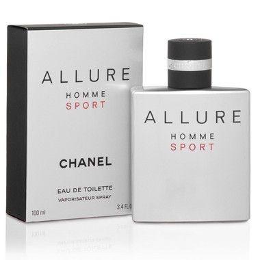 Perfume Chanel Allure Homme Sport Masculino EDT 100ml
