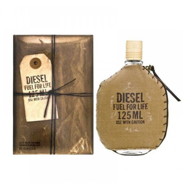 Perfume Diesel Fuel for Life Masculino EDT 125ml