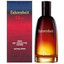 Perfume Christian Dior Fahrenheit Masculino EDT 100ml