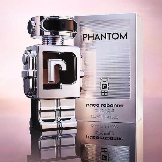 Perfume Paco Rabanne Phantom Masculino EDT 100ml
