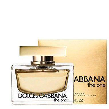 Perfume Dolce & Gabbana The One Feminino EDP 75 ml