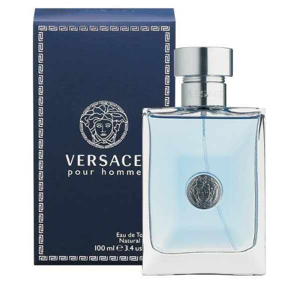 Perfume Versace Pour Homme Masculino EDT 100 ml