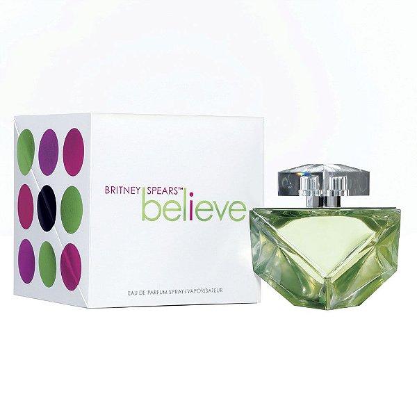 Perfume Britney Spears Believe Feminino EDP 100ml