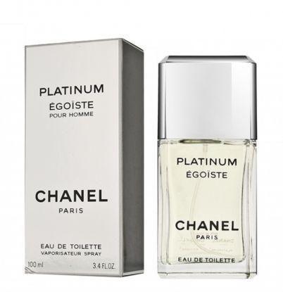 Perfume Chanel Egoiste Platinum Masculino EDT 100ML