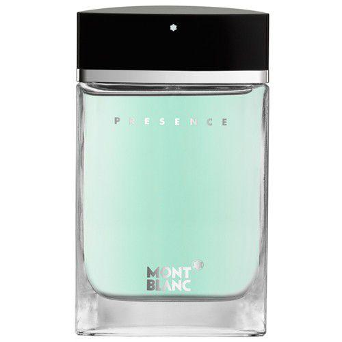 Perfume MontBlanc Presence Masculino EDT 75ml
