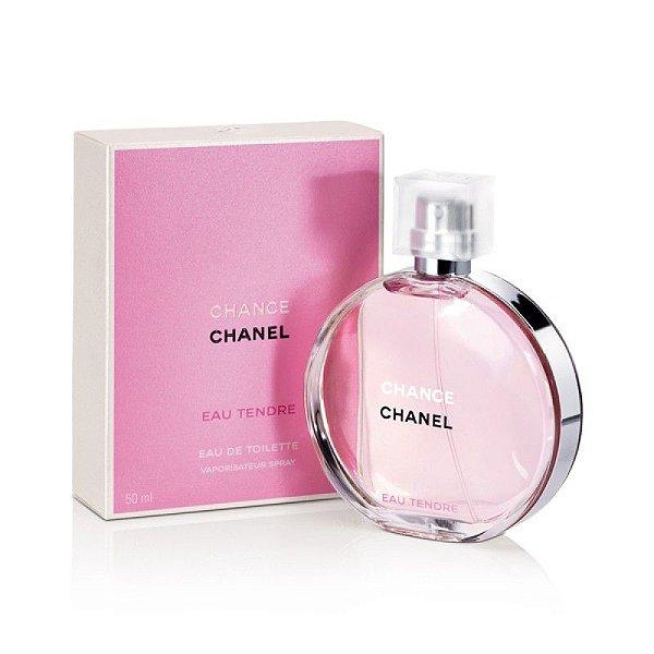 Perfume Chanel Chance Eau Tendre Feminino EDT 100ml