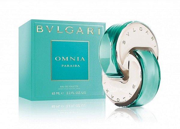Perfume Bvlgari Omnia Paraiba Feminino EDT 65ml