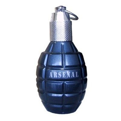 Perfume Arsenal Blue Masculino EDP 100ml