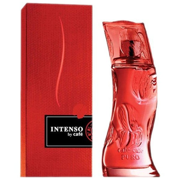 Perfume Café Intenso Feminino EDT 100ml
