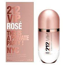 Perfume Carolina Herrera 212 Vip Rose Feminino EDP 050ml