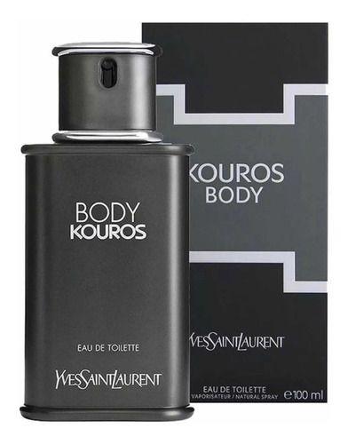 Perfume Yves Saint Laurent Body Kouros Masc EDT 100 ml