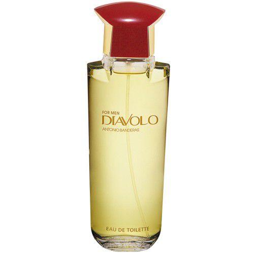 Perfume Antonio Banderas Diavolo Masculino EDT 100ml