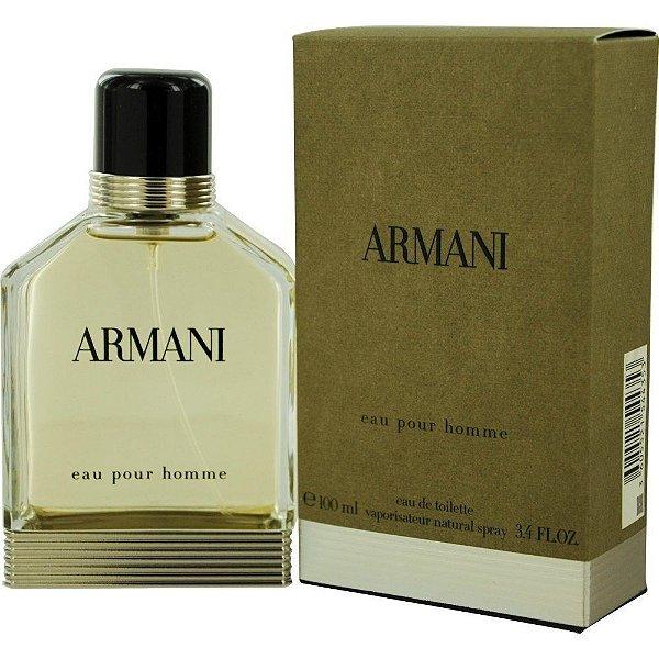 Perfume Giorgio Armani Armani Verde Masculino EDT 100 ml
