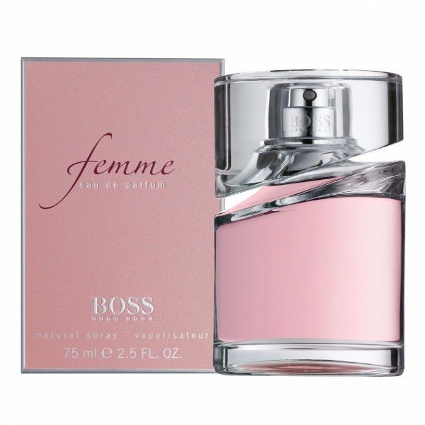 Perfume Hugo Boss Femme EDP 75 ml