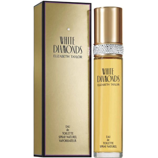 Perfume Elizabeth Taylor White Diamonds EDT 100ml
