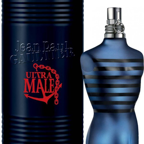 Perfume Jean Paul Gaultier Ultra Male Masculino EDT 125ml
