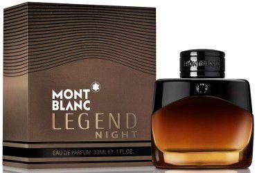 Perfume Montblanc Legend Night EDP Masculino 100ML