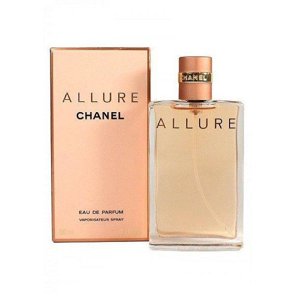 chanel allure parfum