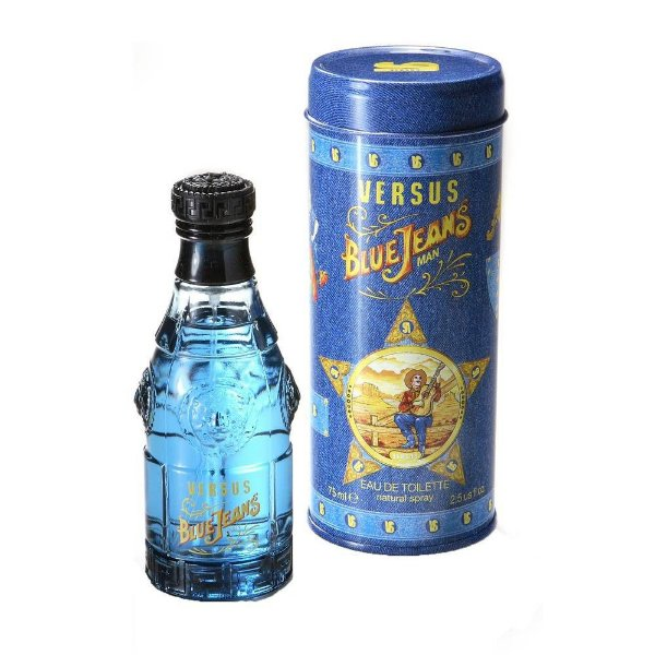 Perfume Versace Blue Jeans Masculino EDT 75ml