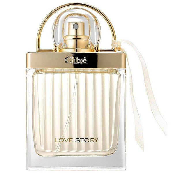 Perfume Chloe Love Story Feminino EDP 75ml