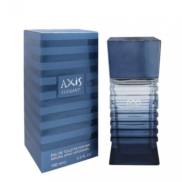 Perfume Axis Elegant Masculino EDT 100ml