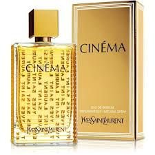 Perfume Yves Saint Laurent Cinema Feminino EDP 90ML
