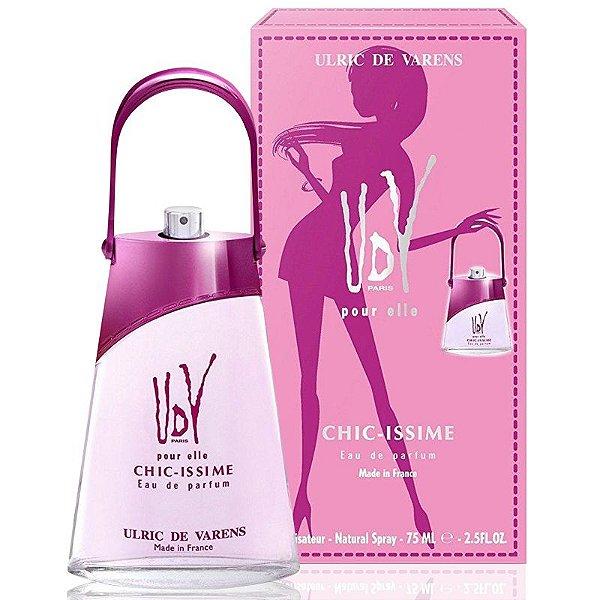 Perfume Ulric De Varens Chic Issime Feminino EDP 075ML