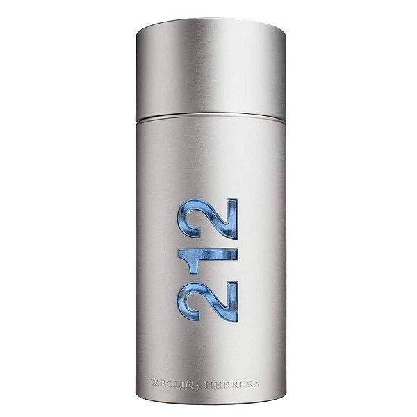 Perfume Carolina Herrera 212 Tradicional Masculino EDT 050ml