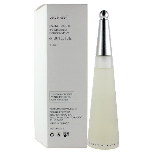 6396145e0 TESTER Perfume Issey Miyake L eau D issey Feminino EDT 100ml ...