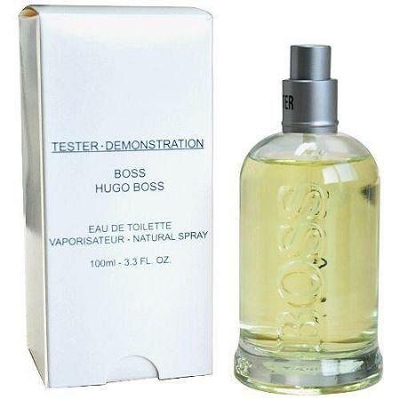 TESTER Perfume Hugo Boss Bottled Masculino EDT 100ml