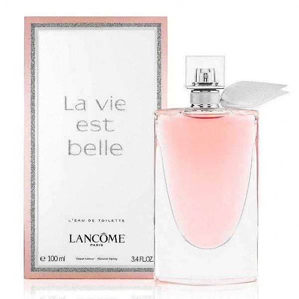 Perfume Lancome La vie est belle Eau de Toilette EDT 100ml